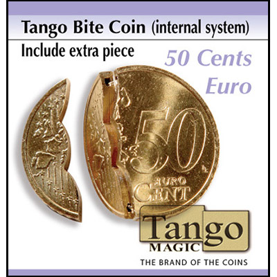 Bite Coin - 50 Euro Cents - Premium - magic