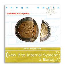 Bite Coin - 2 Euro Cents - Premium - magic