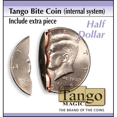 Bite Coin - Half Dollar - Premium - magic