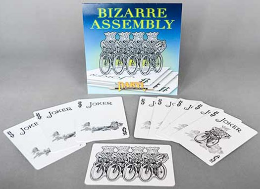 Bizarre Assembly - magic
