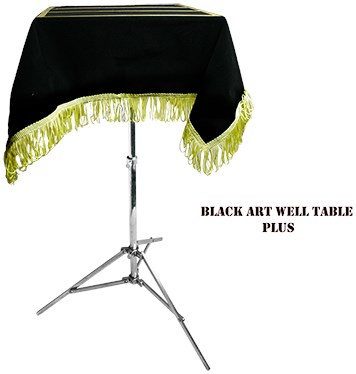 Black Art Table - magic