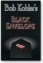 Black Envelope - magic