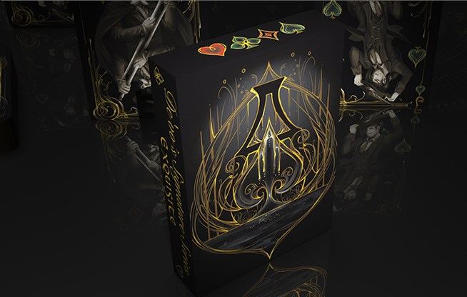 Black Exquisite Special Players Edition - magic