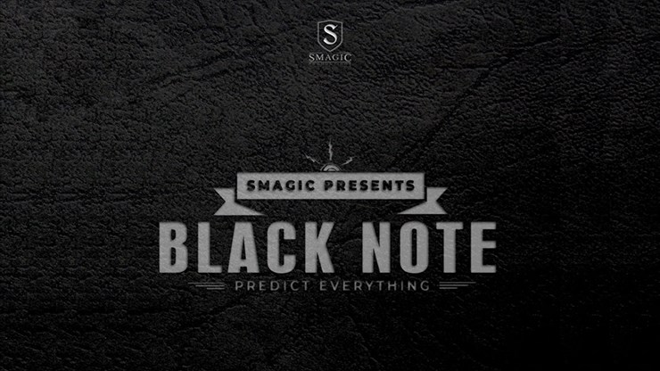 BLACK NOTE - magic