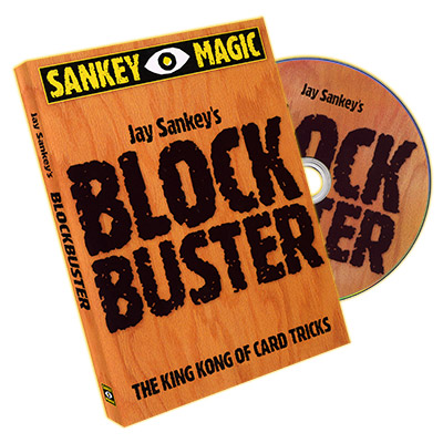 Blockbuster w/DVD - magic