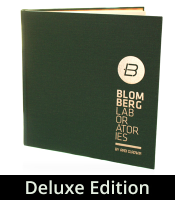 Blomberg Laboratories - Deluxe Edition - magic