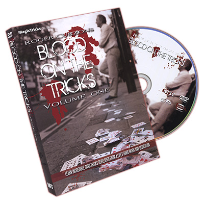 Blood on the Tricks (Volumes 1 & 2) - magic
