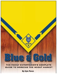 Blue and Gold - magic