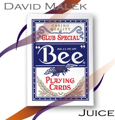 Blue Bee Juice Deck - magic