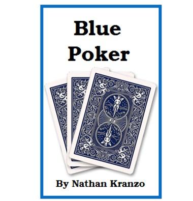 Blue Poker - magic