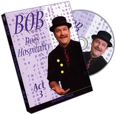 Bob Does Hospitality - Act 3 - magic
