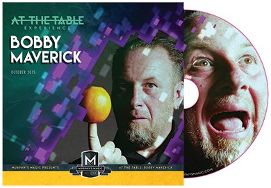 Bobby Maverick Live Lecture DVD - magic