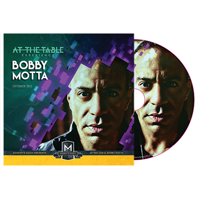 Bobby Motta Live Lecture DVD - magic