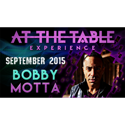 Bobby Motta Live Lecture - magic