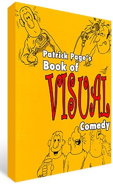 Book of Visual Comedy - magic