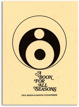 Boon For All Seasons book Barrie Richardson and Eric Mason - magic
