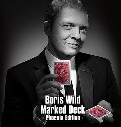 Boris Wild Marked Deck Phoenix Edition - magic