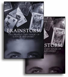 Brainstorm Volumes 1 & 2 - magic