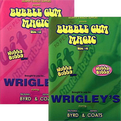 Bubble Gum Magic Set (Volumes 1 & 2) - magic