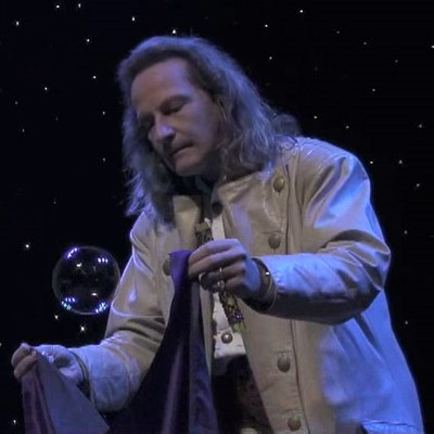 Bubble Zombie - magic