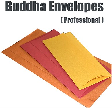 Buddha Envelopes - magic