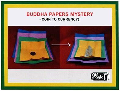 Buddha Papers Mystery - magic