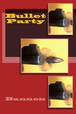 Bullet Party Book - magic