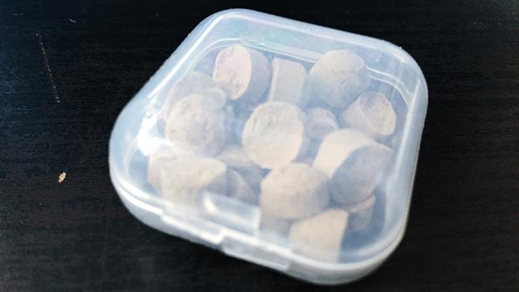 Bullet Refill  for Smoke Cloud - magic