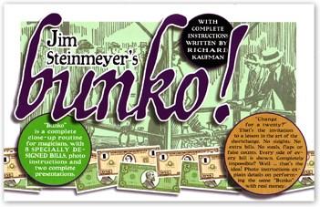 Bunko! - magic