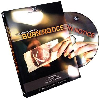 Burn Notice - magic