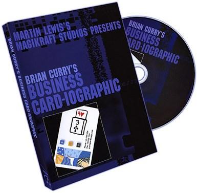 Business Card Cardiograph - magic