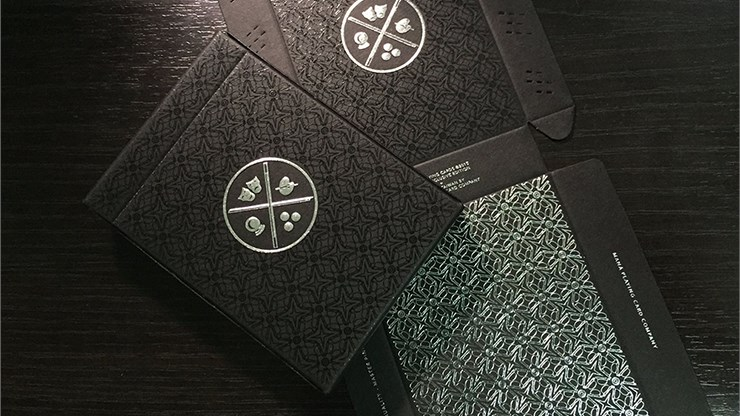 Buskers Exclusive Edition Playing Cards - magic