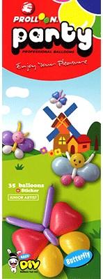 Butterfly Balloon Kit  - magic