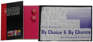 By Choice & - magic