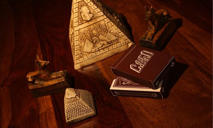 Cairo Casino Playing Cards - magic