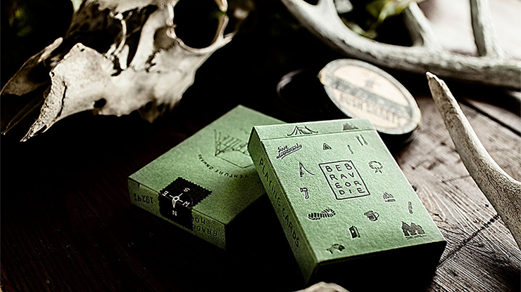 Camp Cards - magic