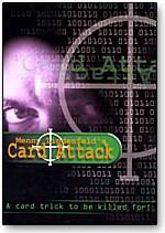 Card Attack Trick - Menny Lindenfeld - magic