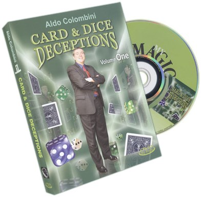 Card & Dice Deceptions Volume One - magic