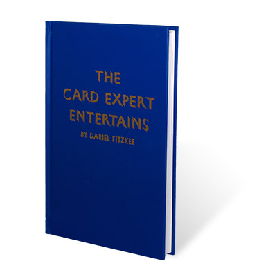 Card Expert Entertains - magic