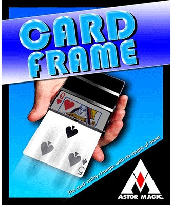 Card Frame - magic