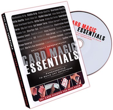 Card Magic Essentials - magic