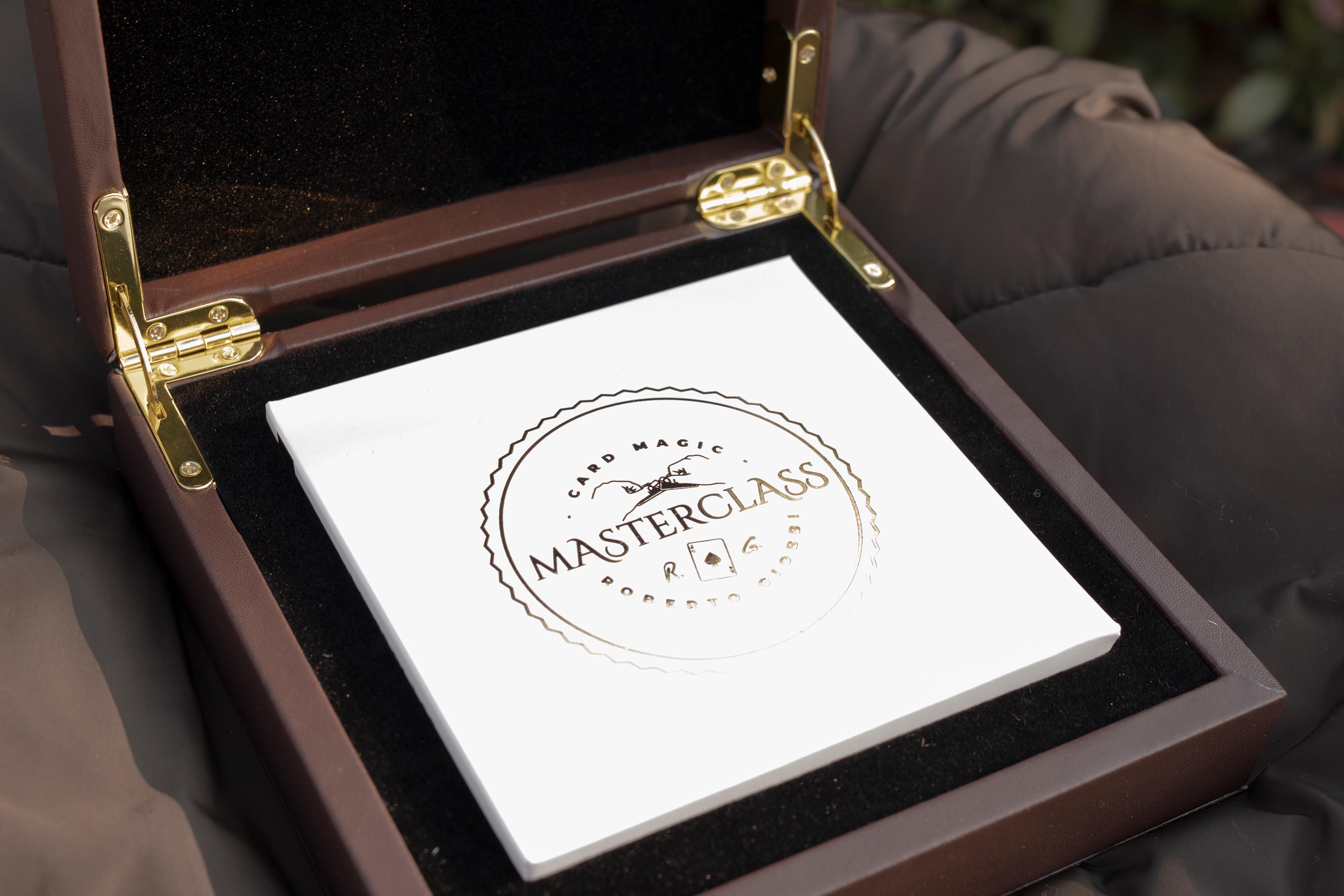 Card Magic Masterclass - Collectors Edition - magic