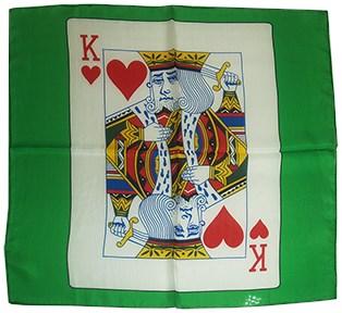 Card Silk 24 inch - magic