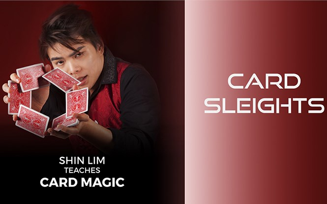 Card Sleights - magic