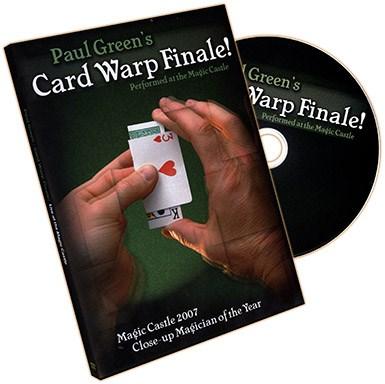 Card Warp Finale - magic