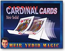 Cardinal Card - magic