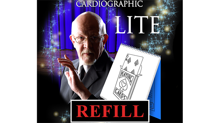 Cardiographic Lite Refill - magic