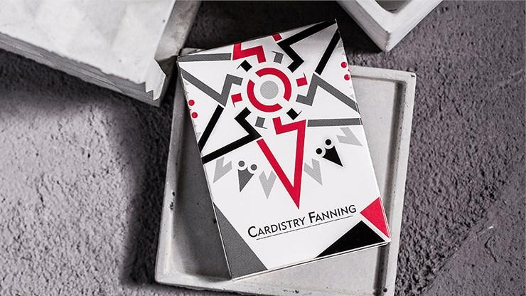 Cardistry Fanning (White) - magic