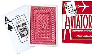 Aviator Playing Cards - magic