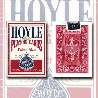 Hoyle Playing Cards  - magic